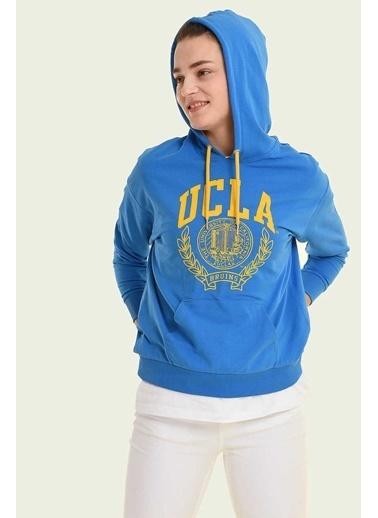 UCLA Sweatshirt Mavi